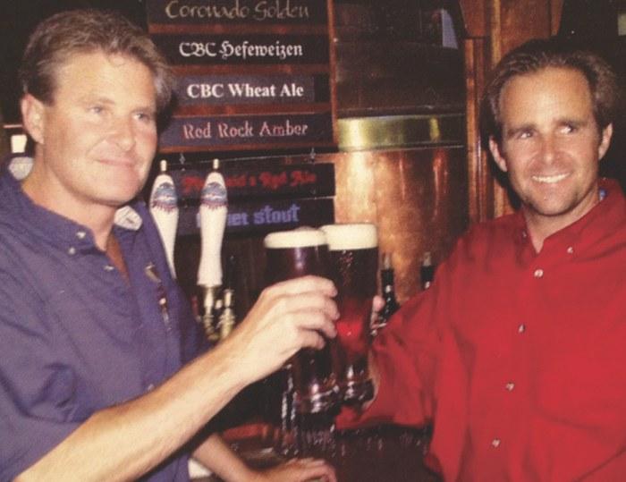 Ron & Rick Chapman