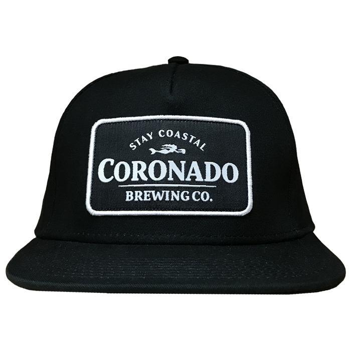 CBC Coastal Patch Hat - Coronado Brewing Company 554e8c5509f