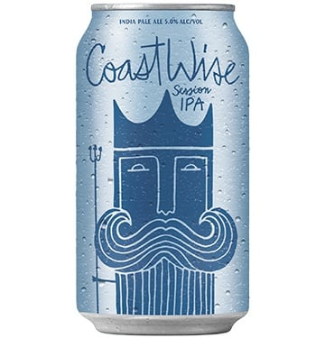 CoastWise Session IPA