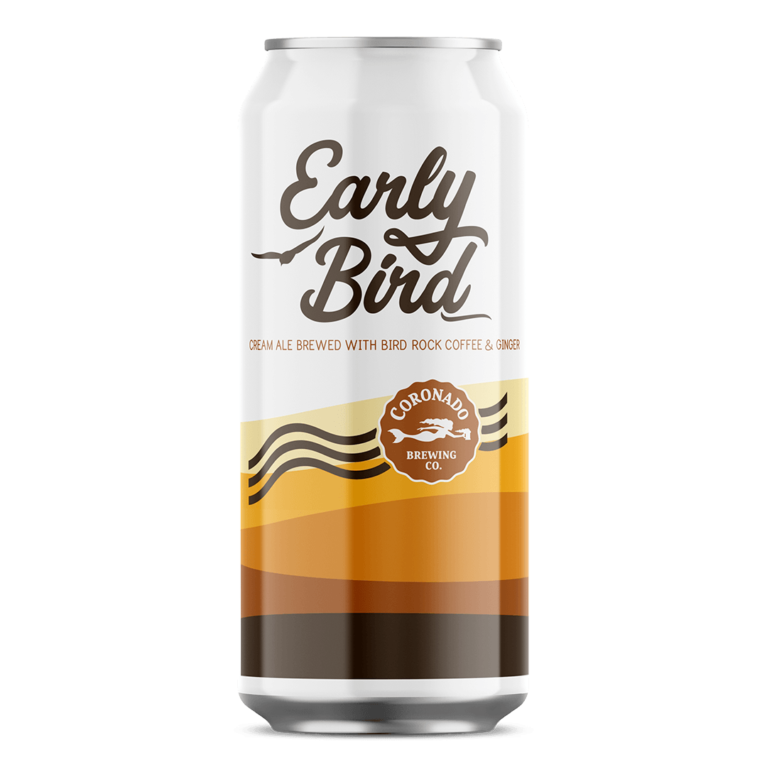 Early Bird Cold Brew Cream Ale
