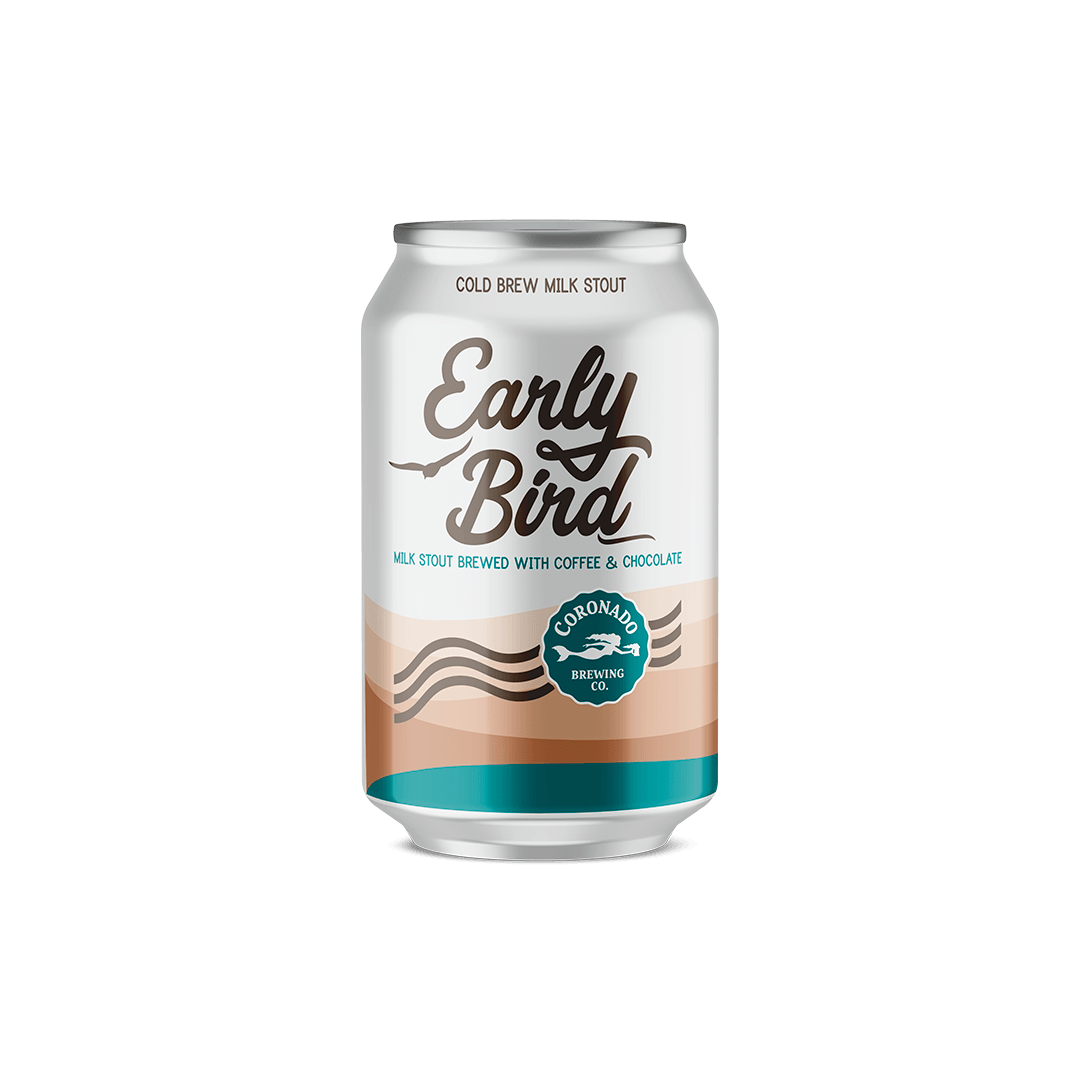 Early Bird Cold Brew Milk Stout