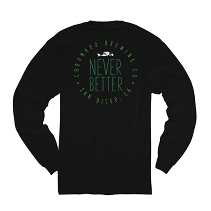 Never Better Long Sleeve
