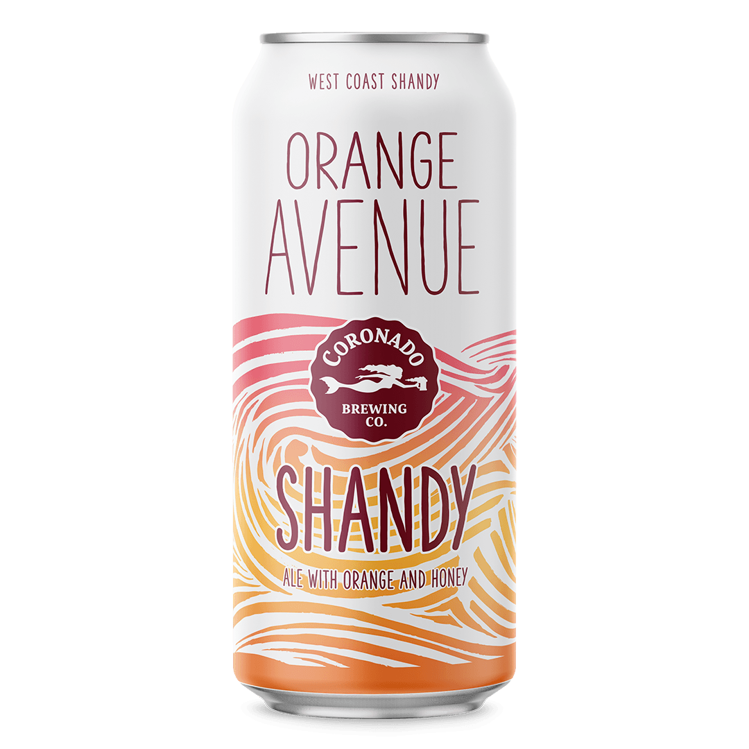 Orange Avenue Shandy