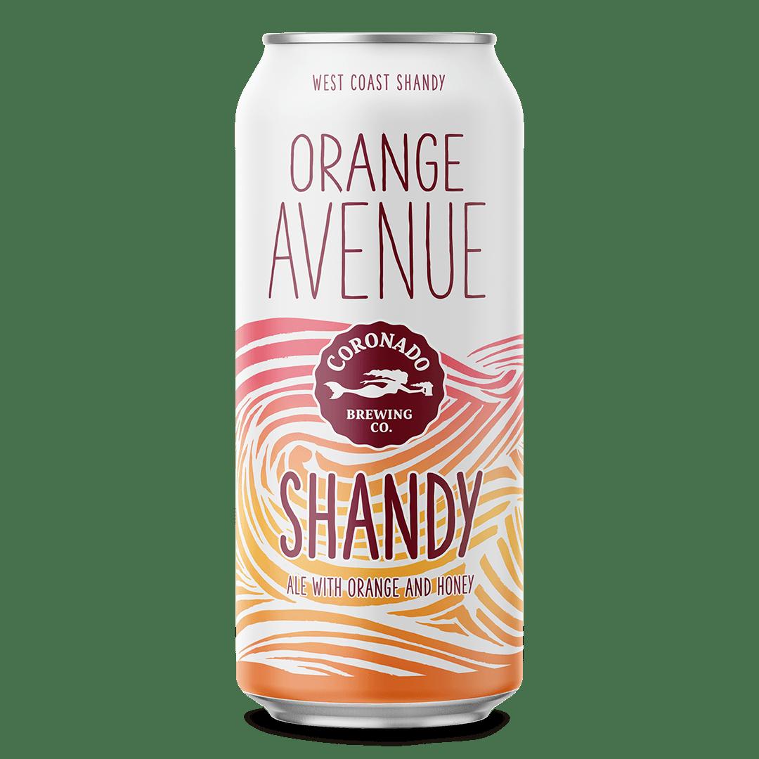 Orange Avenue Shandy