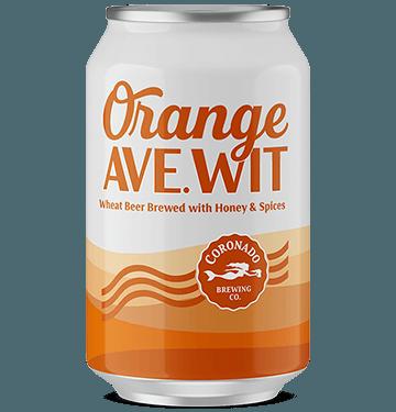 Orange Ave. Wit