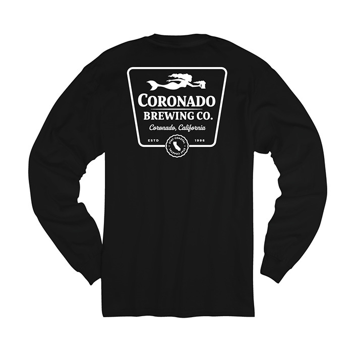 Retro Shield Longsleeve