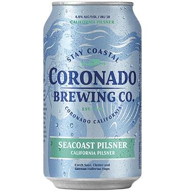 Seacoast Pilsner